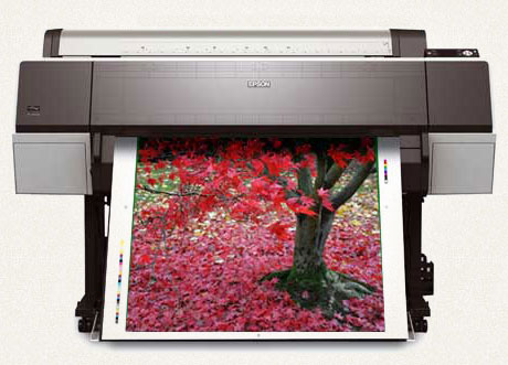 Large format print on our Epson 9900